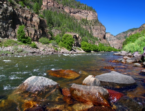 Colorado River, Glenwood Canyon