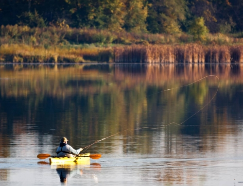 Finding the Best Fly Fishing Kayak